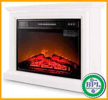 Belleze 3D IR Electric Fireplace