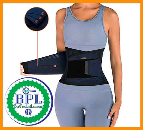 SHAPERX Women Waist Trainer Belt