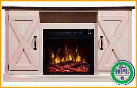 Comfort Smart Killian Electric Fireplace TV stand