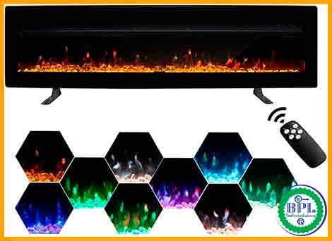 Maxhonor Electric Fireplace