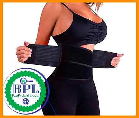 QEESMEI Unisex Waist Trainer Belt