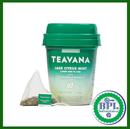 Best Green Tea Brands Review-Teavana Jade Citrus Mint Green Tea