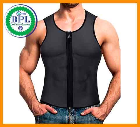 Wonderience Men Waist Trainer Vest