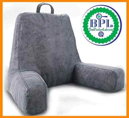 ZIRAKI Large Plush Shredded Foam Relaxing Pillow