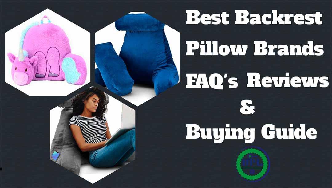 Best Backrest Pillow Reviews