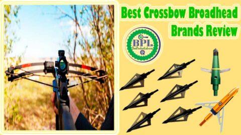 Best Crossbow Broadhead Brands