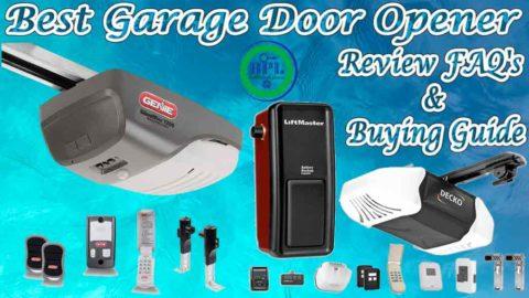 Best Garage Door Opener Reviews