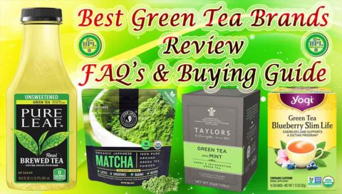 Best Green Tea Review Brands