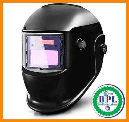 DEKOPRO Auto-darkening Solar Welding Helmet