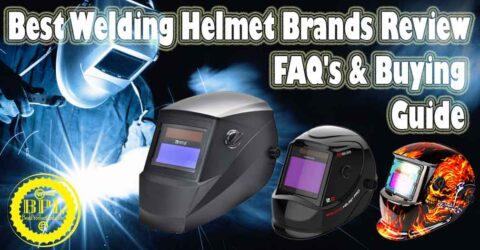 Best Welding Helmet Brands