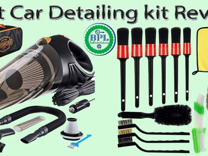 10 Best Car Detailing Kit Review of 2021