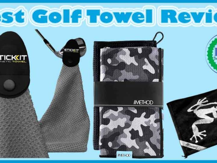 10 Best Golf Towel Review of 2021