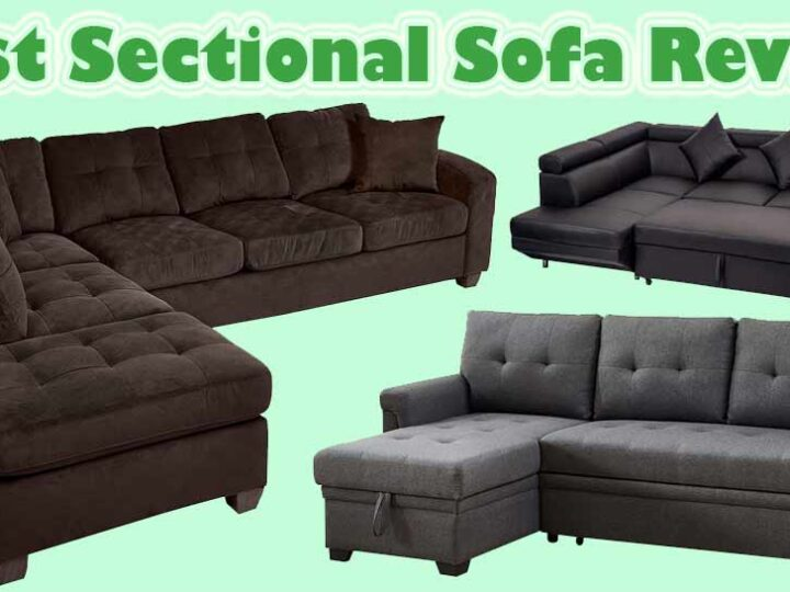 10 Best Sectional Sofa Review of 2021